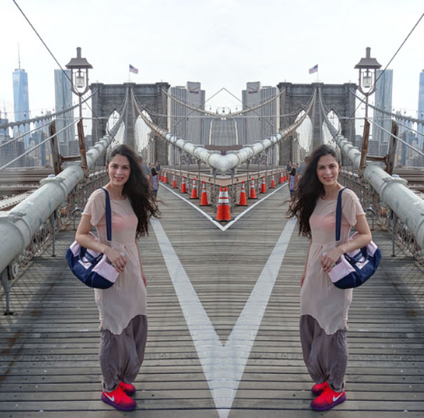LOOK 5 - puente brooklyn